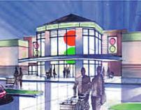 Retail Environmental Graphic Design