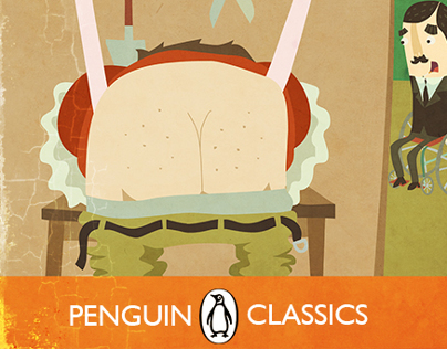 Penguin Classics - Alternative Book Covers