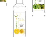 Private Label Shampoo Packaging Concepts