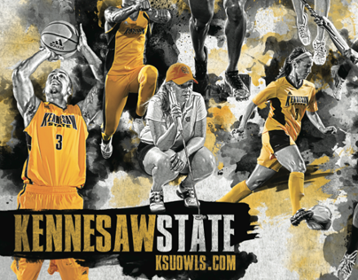 Kennesaw State University Athletics Campaign 2013-14