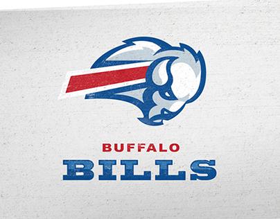 Buffalo Bills - logo redesign