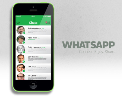 WHATSAPP | A new concept