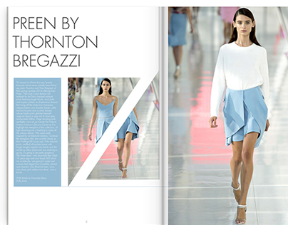 London Fashion Week Magazine