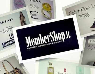MEMBER SHOP | TV add
