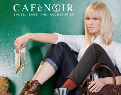 CAFE NOIR F/W 2013-14 ADVERTISING CAMPAIGN