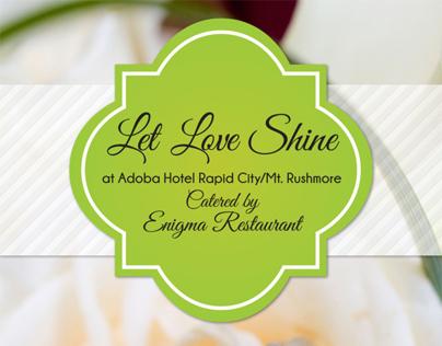 Adoba Hotel Wedding Menu