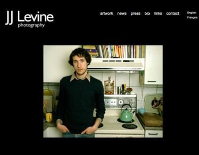 JJ Levine Website