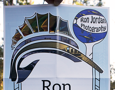 Ron Jordan Photography Brochure