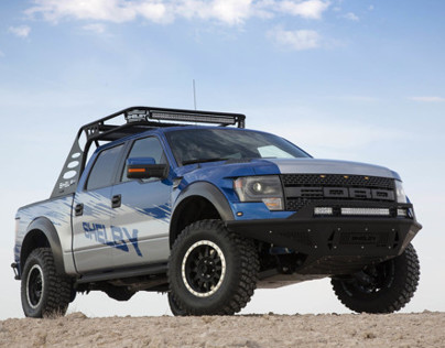 Shelby Raptor Prototype | First Shoot