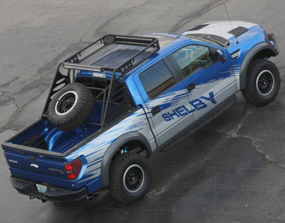 Shelby Raptor Prototype | Second Shoot