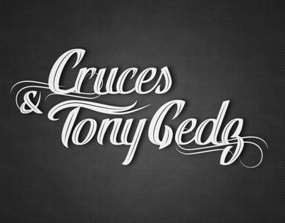 Logotipo Cruces & Tony Gedz