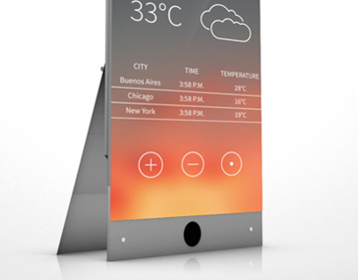 Concept Phone & App
