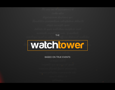 Watchtower - Cinematic Titles