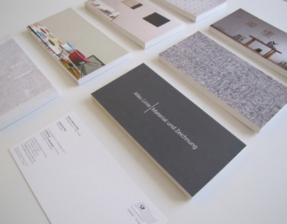 Invitation Cards for Gallery Werner Klein
