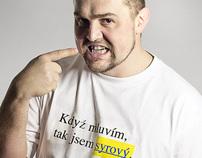 Dan Syrový – brand identity