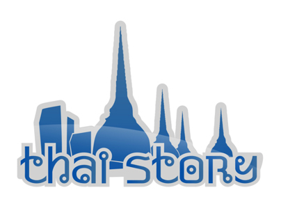 Thai Story Logo and web