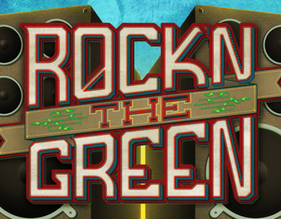 ROCKN THE GREEN