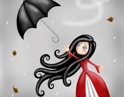 Triste temps pour Aime-Moi by Myria-Moon