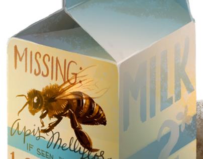 Natural Science Spot Illustrations