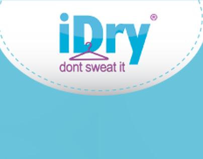 iDry | Rebranding | מיתוג מחדש