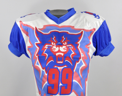 Sublimation Jersey: Wildcats