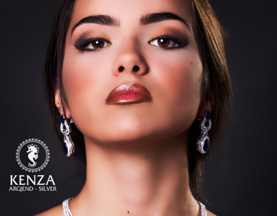 Photoshoot For Kenza Silver Shop