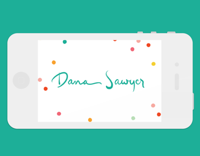 Dana Sawyer | Branding Design