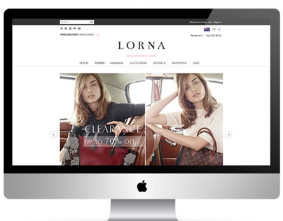 LORNA Website