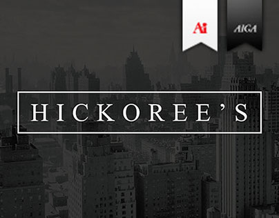Hickorees : Packaging and Branding