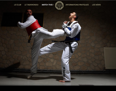 ♦ DIGITAL ♦ Paris Taekwondo Elite