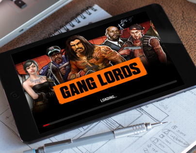Gang Lords UI