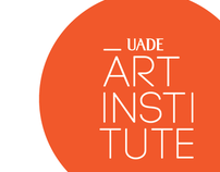 BRAND INDENTITY  / Uade Art Institute ®