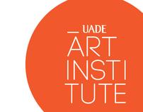 BRAND INDENTITY  / Uade Art Institute ®