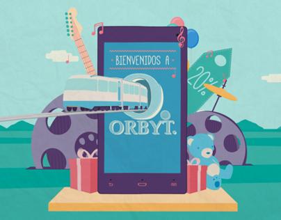 Orbyt - Promo Video
