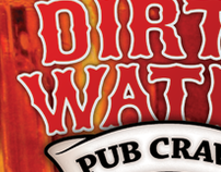Dirty Water Pub Crawl
