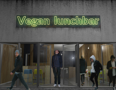 VEGAN LUNCHBAR