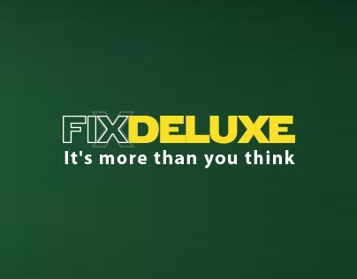 WebSite - FIX DELUXE