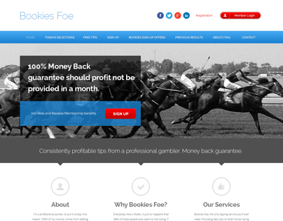 www.bookiesfoe.wordpress.com [redesign]