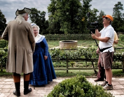 Filmhead Productions at Mount Vernon