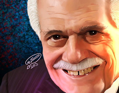 Omar Elsharif | Digital Painting