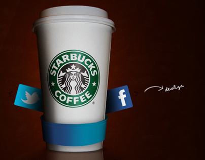 Your best Drink / Sony+Starbucks