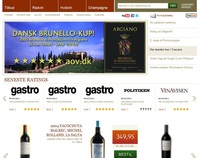 Philipsonwine - Scandinavias largest Online Wine e-biz