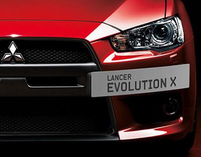 Mitsubishi Lancer Evolution X (Concept)