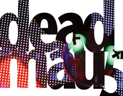 deadmau5 Magazine Layouts