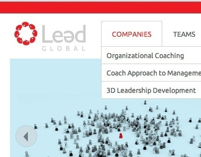 Lead-Global.com Website