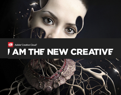 ADOBE • THE NEW CREATIVES