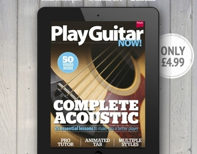 Play Guitar Now digital series
