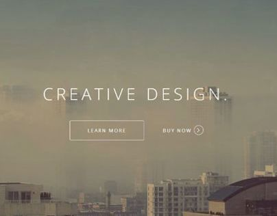 CreAtive WP Theme Design