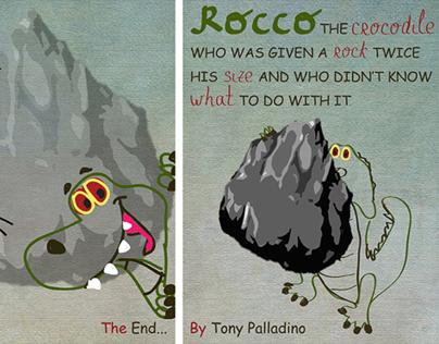 Book Illustration & Book Jacket Design (Children Book)