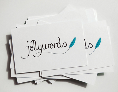 Jollywords - Branding
